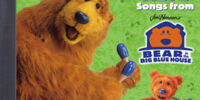More Songs from Jim Henson's Bear in the Big Blue House
