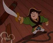 Captain Franklin Barkin Sword
