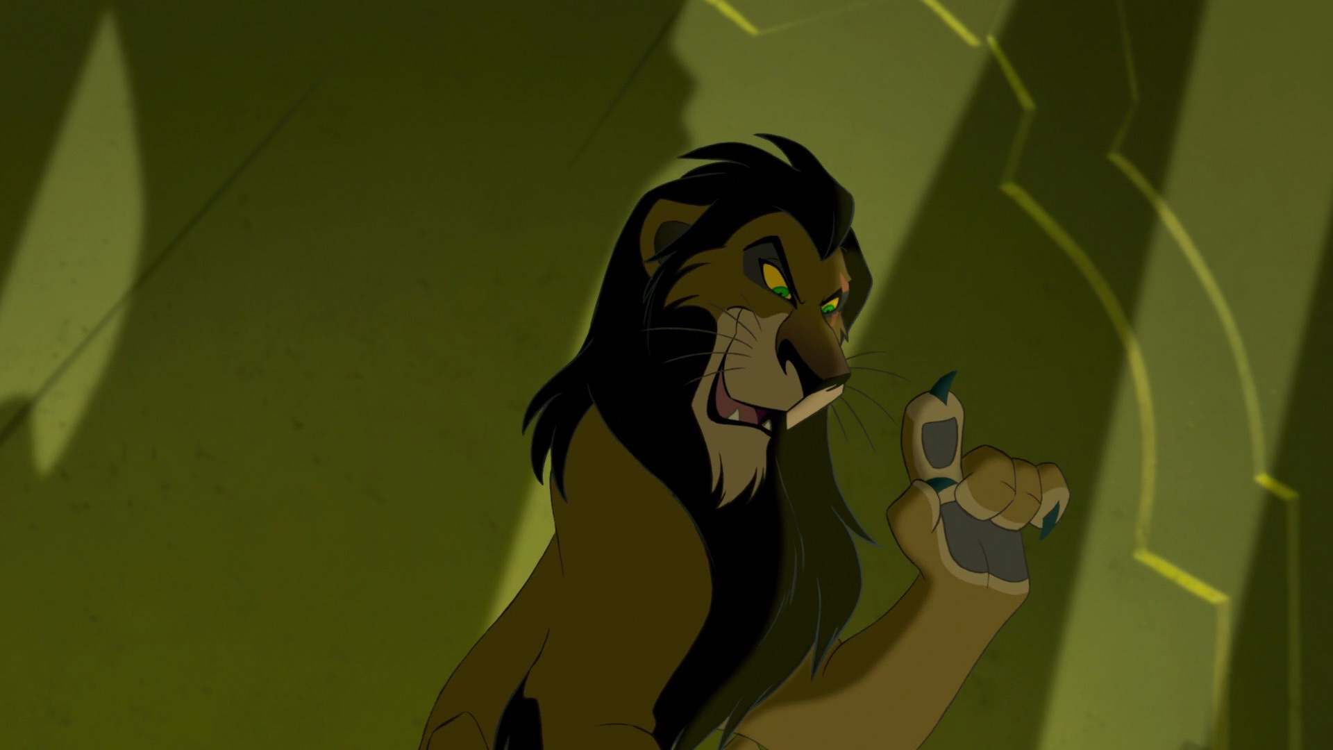 Lion king characters scar - photo#52