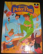 Peter pan wonderful world of reading uk version