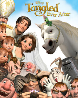 Tangled Ever After Poster
