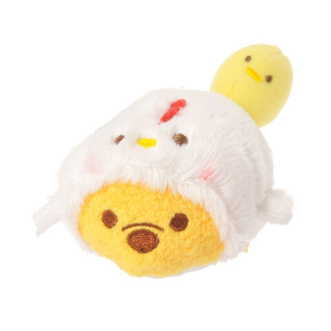 File:Tsum Tsum Year of the Rooster Pooh mini (S) stuffed toy.jpg