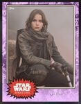 Rogue One - Trading Cards - Jyn Erso
