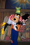 Goofy and Minnie Shoulder Sling