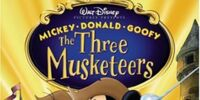 Mickey, Donald and Goofy: The Three Musketeers (video)