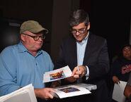 Bob & Mark D23 signing.