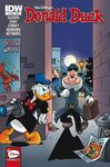 Donald Duck Comic 1 Cover 1