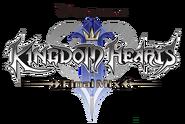 Kingdom Hearts II Final Mix Logo KHIIFM