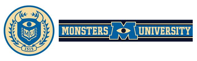 File:Monsters University emblem.png
