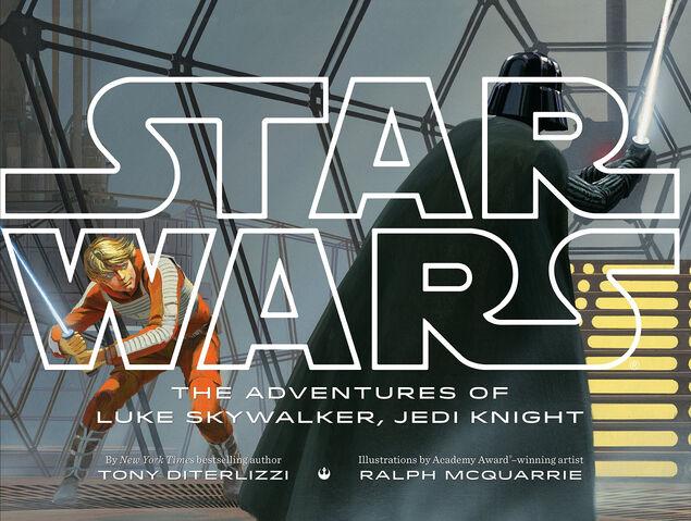 File:The Adventures of Luke Skywalker, Jedi Knight Cover.jpg