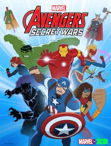 File:Avengers Secret Wars Poster.jpg