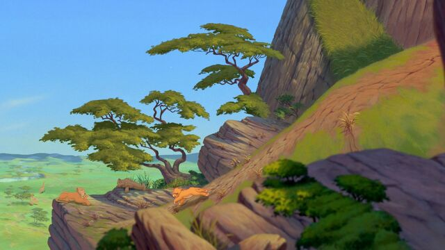 File:The Lion King - Act I - Pride Rock - 7.jpg