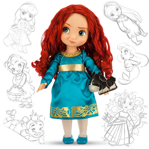 File:Disney Animators' Collection Merida Doll.jpg