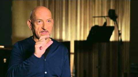 "The Jungle Book Behind The Scenes ""Bagheera"" Interview - Ben Kingsley"