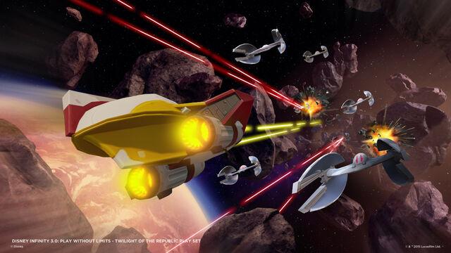 File:Disney INFINITY TOTR PlaySet VoltureSpaceFight.jpg