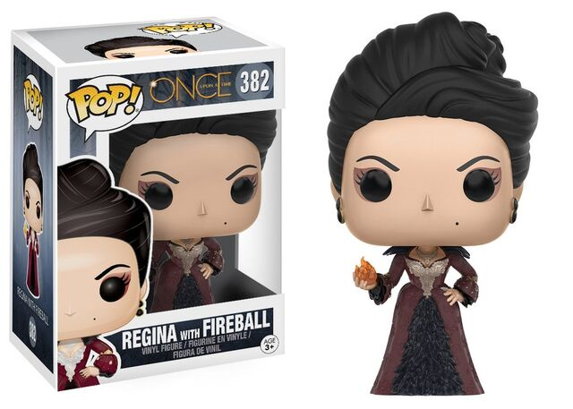 File:Once Upon a Time - Regina with Fireball - Funko POP Vinyl.jpg