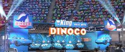 Dinoco Tent