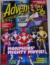Disney Adventures Magazine Australia june 1995 power rangers