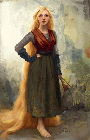 File:Rapunzel Art by Claire Keane 2.jpg