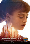 Tomorrowland Poster Athena 003