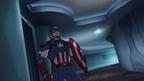 Captain America AUR 25