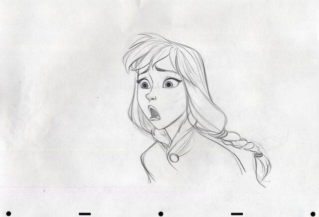 File:Frozen - Anna Concept Sketch by Jim Kin - 1.jpg