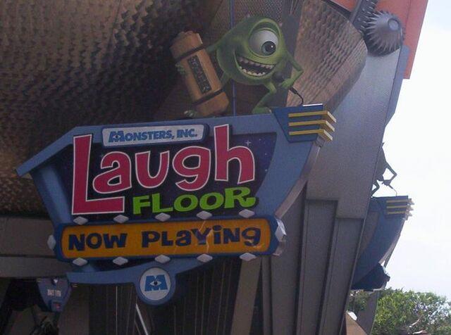 File:Monsters, Inc. Laugh Floor.JPG