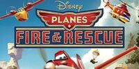 Planes: Fire & Rescue (video)