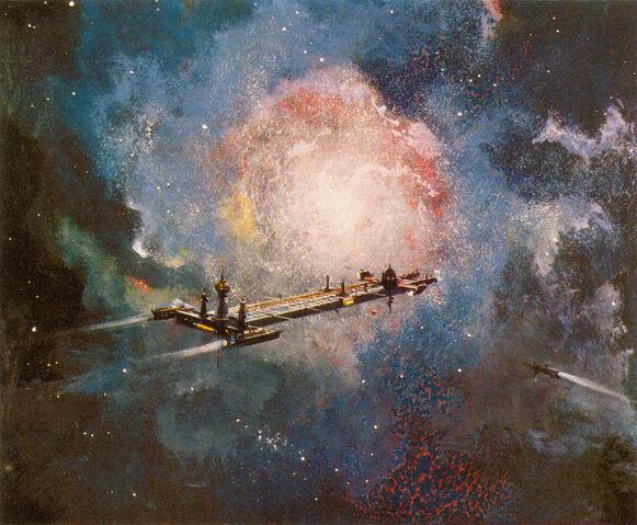 File:U S S Cygnus Concept Art by Peter Ellenshaw 01.jpg