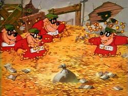 Moneyvanishes
