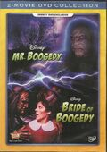 Mr. Boogedy and Bride of Boogedy DVD