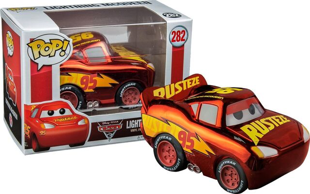 File:Funko POP - Lightning McQueen Chrome.jpg