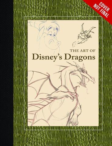 File:The Art of Disney's Dragons (early cover).jpg