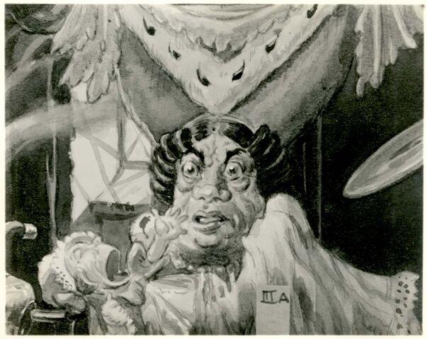 File:Disney's Alice in Wonderland - The Duchess - Concept Art by David Hall.jpg