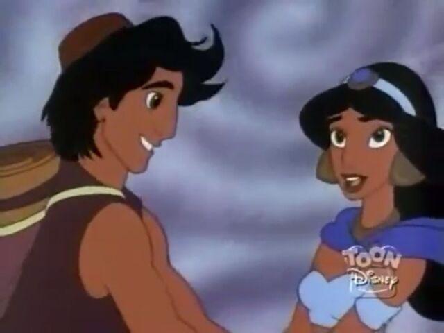File:Aladdin & Jasmine - Raiders of the Lost Shark (1).jpg