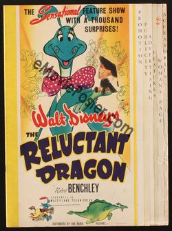 Pb reluctant dragon frontcover
