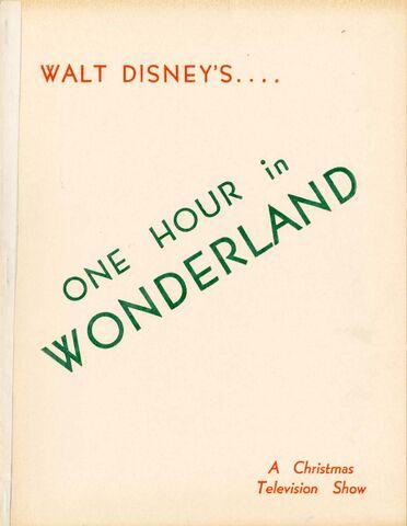 File:1950 studio copyright book one hour in wonderland cover blog.jpg