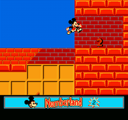 Mickey's Adventures in Numberland Gameplay