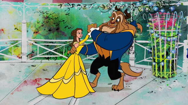 File:The adorable couple beauty and the beast.png
