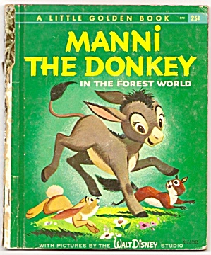 File:Manni the donkey in the forest world.jpg