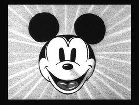 MickeyMouseB W