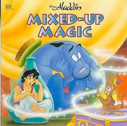 Mixed up magic