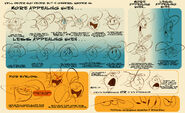 Wander Over Yonder - Wander's facial expressions