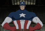 Captain America USM 001