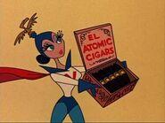 El atomic cigars