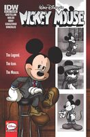 Mickey Mouse Comic 1 Cover 2