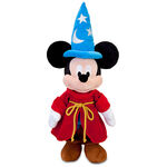 Sorcerer Mickey Mouse Plush - Mickey Mouse Club Anything Can Happen Day - 24''