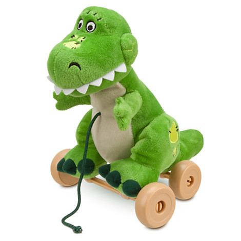 File:Toy Story Rex Plush Pull Toy.jpeg