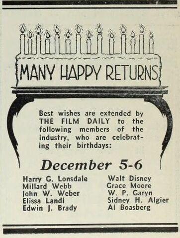 File:WD birthday greeting 12-6-1931 FD.jpg