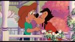 Roxanne's first kiss
